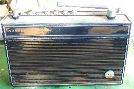 Nordmende Radio (gelijkend aan die van Herman Baars)