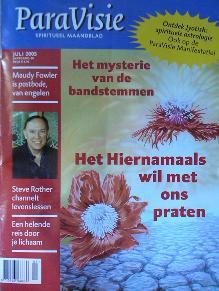 Henk en Alex in het Juli nummer van de Paravisie en op 10 en 11 September 2005 op de Paravisie Beurs! Koop hem NU voordat het te laat is!