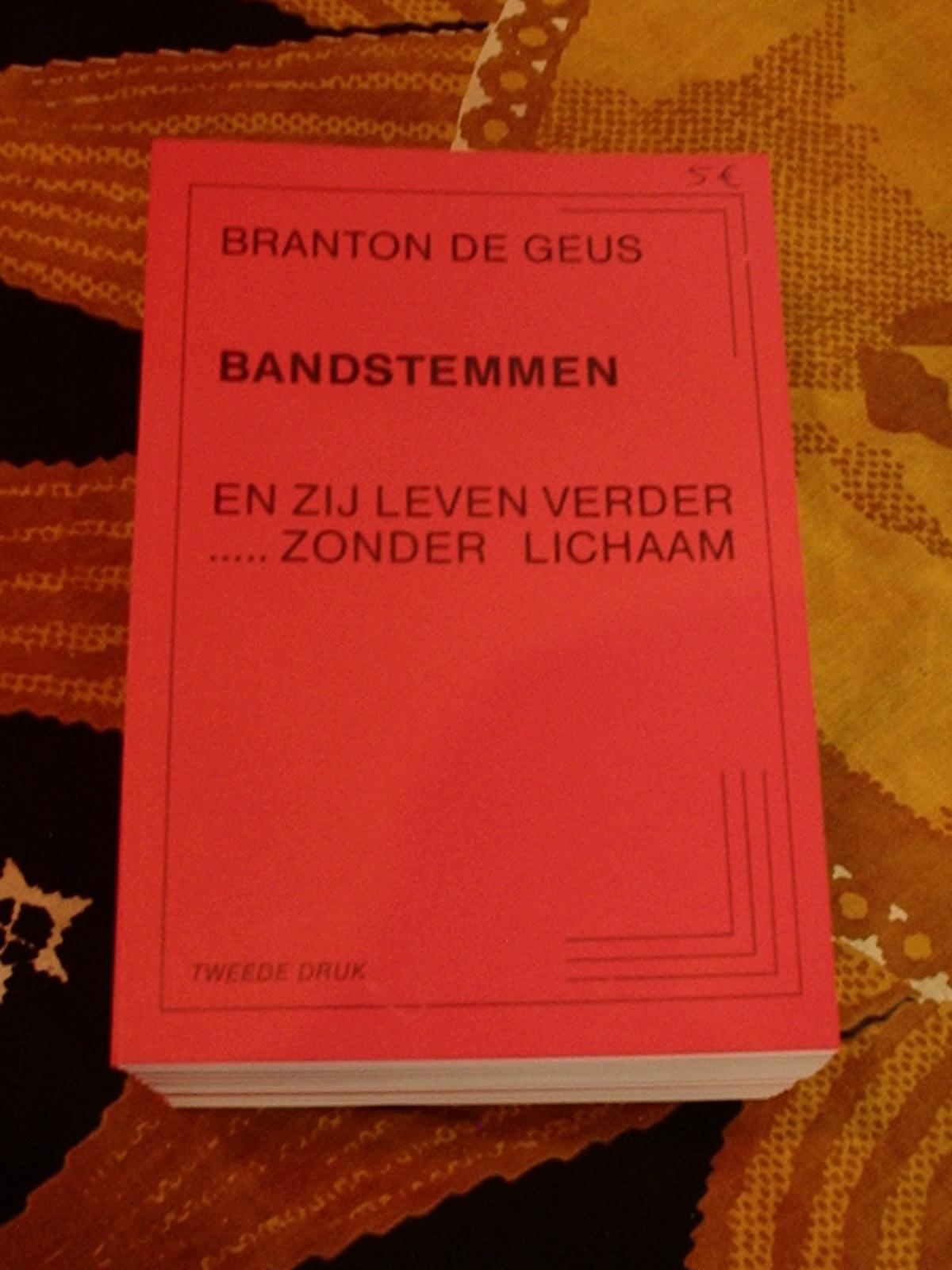 Branton de Geus - En zij leven verder zonder lichaam, eveneens gratis te downloaden bij ons!