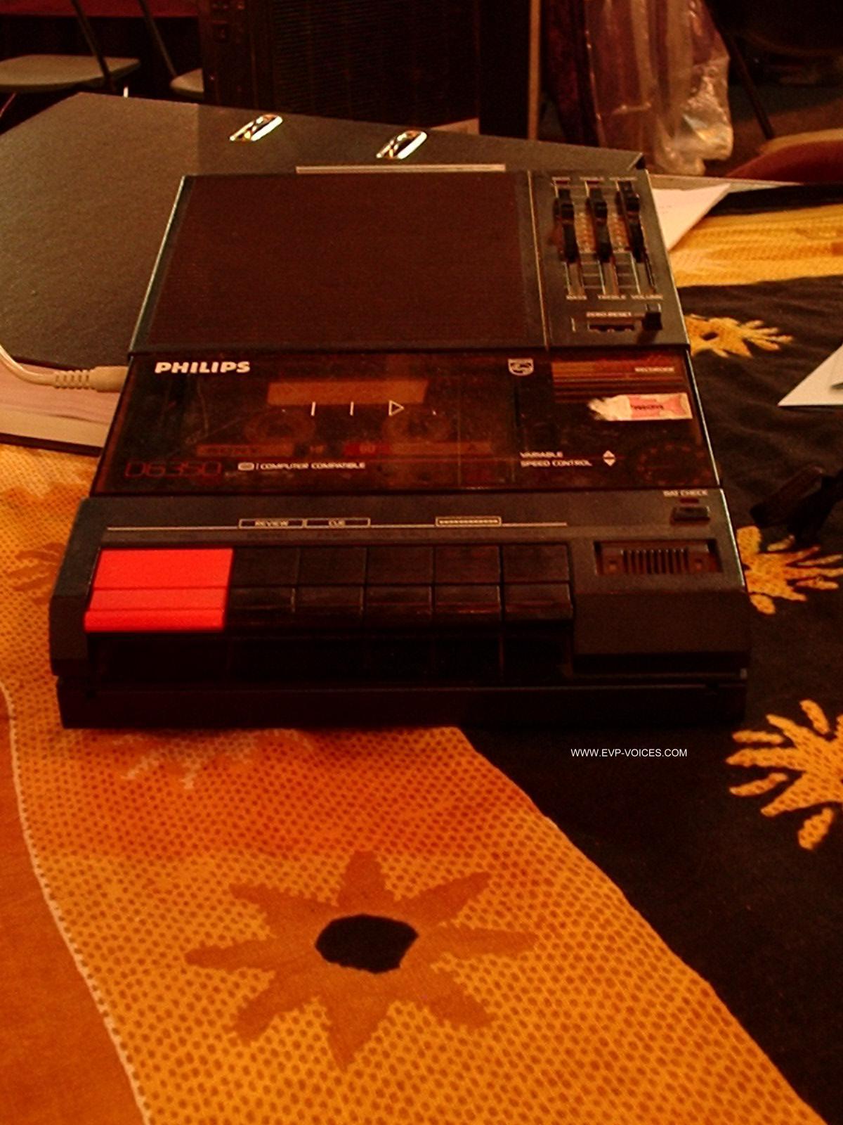 Cassette Recorder [Philips]